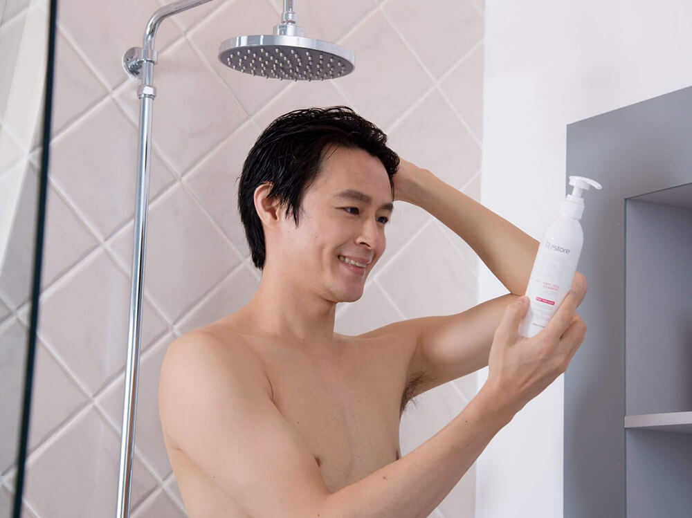 生髮洗髮精